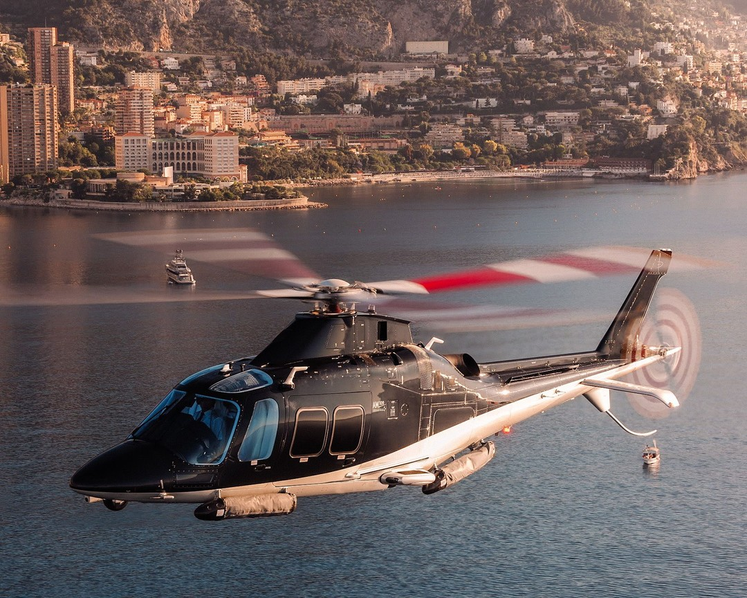 Bull Days Luxury Experience - Monacair Helicopter