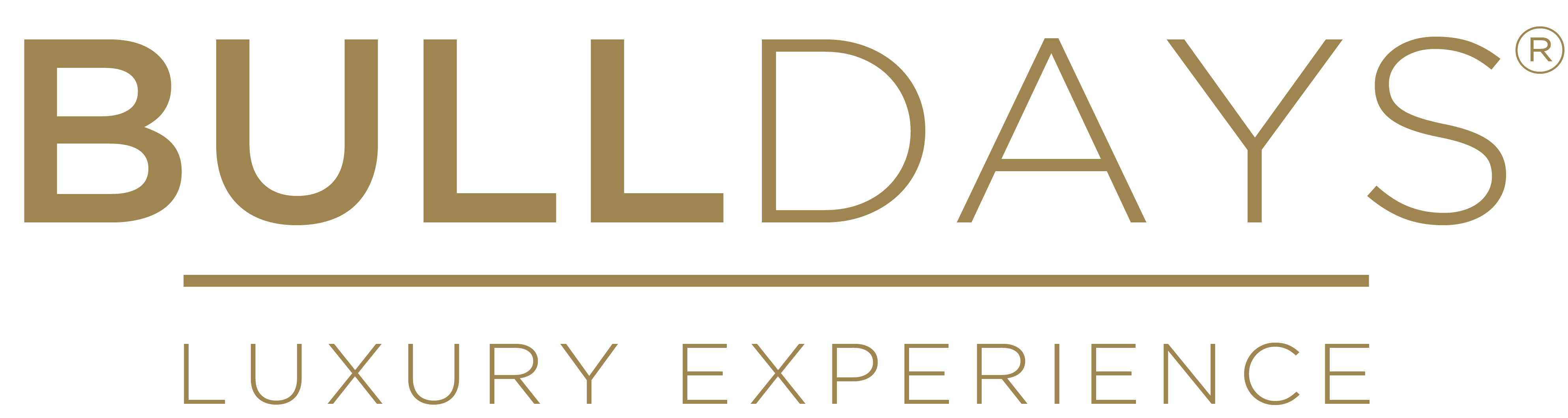 Bull Days Luxury Experience official logo